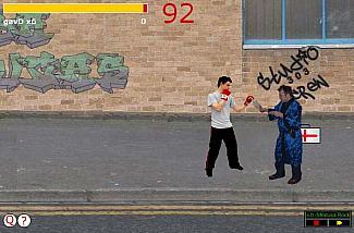 Combat de rue