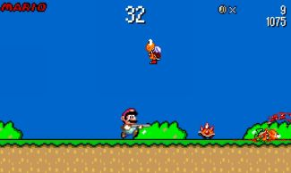Mario bros rampage