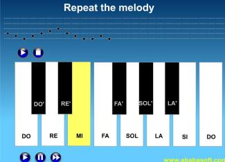 Le piano  evolution