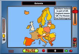 G�ographie  de l'Europe