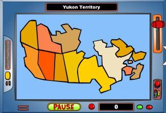 Géographie du Canada