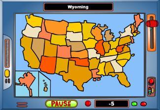Géographie des  USA