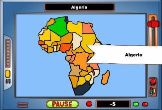 Géographie de l'Afrique