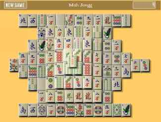 mahjong flash